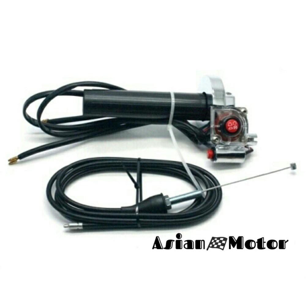 Termurah Gas Spontan Model Ktc Kabel 2 Universal Motor Mio Jupiter Selongsong Mx Cb Vixi Tsm Shopee Indonesia