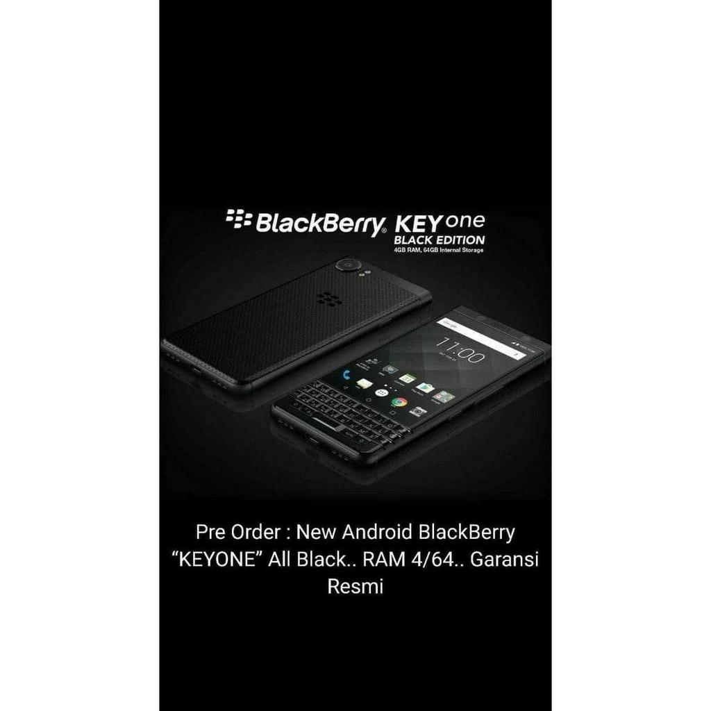 Best Seller Blackberry Keyone Black Ram 3gb Rom 32gb Bnib Garansi Aurora Resmi 1 Tahun Hitam Shopee Indonesia