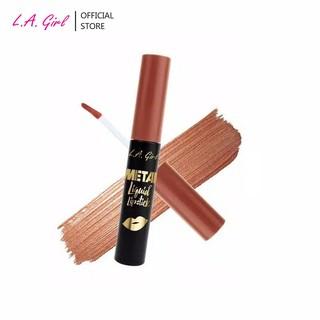 LA Girl Metal Liquid Lipstick Polished thumbnail