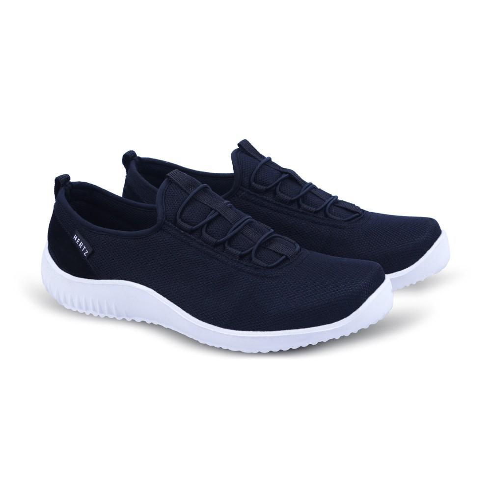 Sepatu Slip On Pria H 2262 Brand Hertz Model Terbaru Sepatu Kasual Harga  Murah Berkualitas be16fcd962