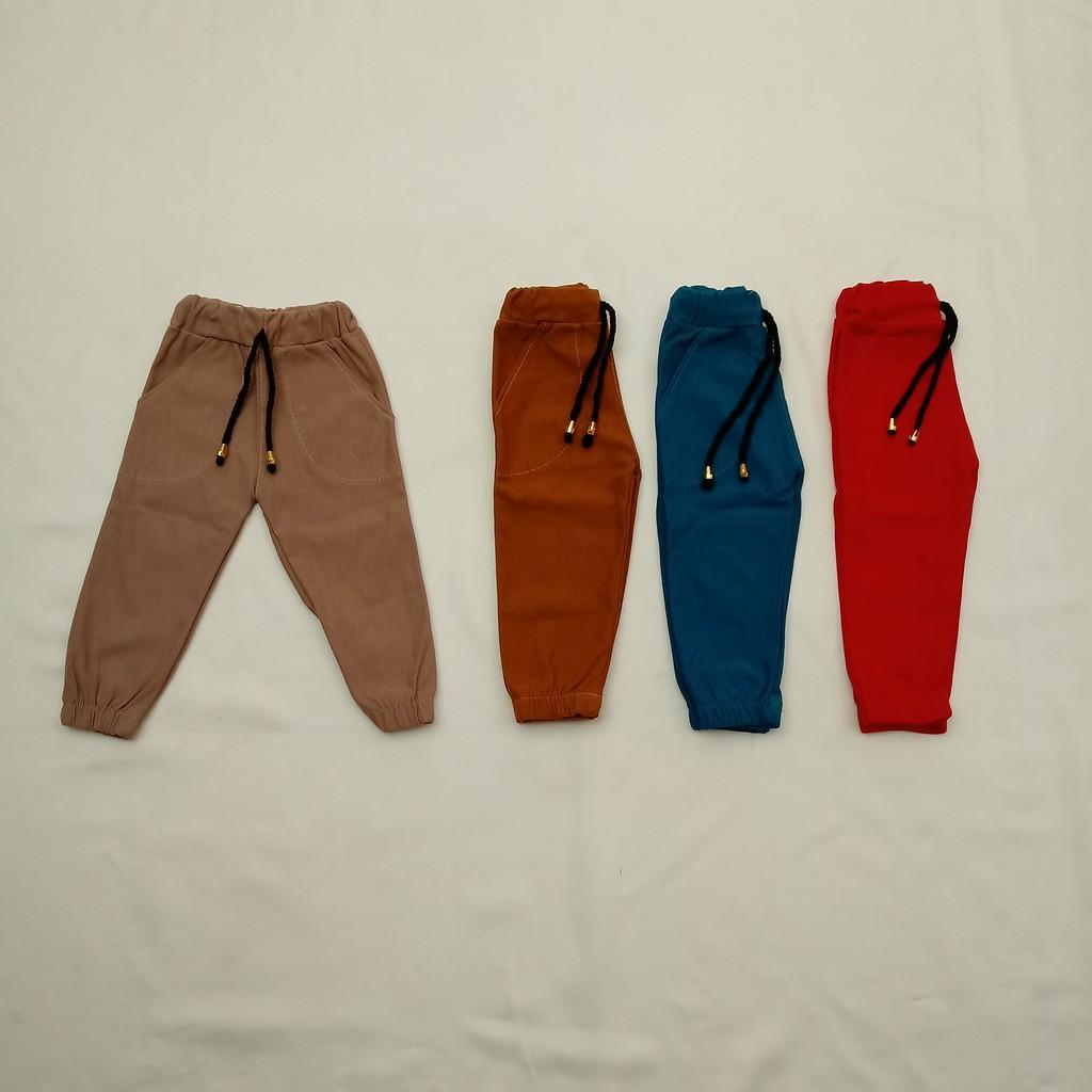 Beli Jogger Anak 7 8 Tahun Celana Joger Pants Panjang Polos Jeans Grosir 1 5 Warna Denim Murah Laki Perempuan Harga Lebih Bersama Teman Shopee Indonesia