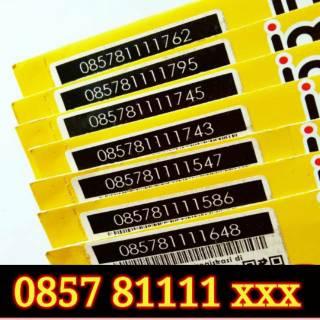 Nomor Cantik IM3 4G LT INDOSAT OOREDOO Kartu Perdana Kwarted 1111 Murah Meriah SUPER Nocan Rapi