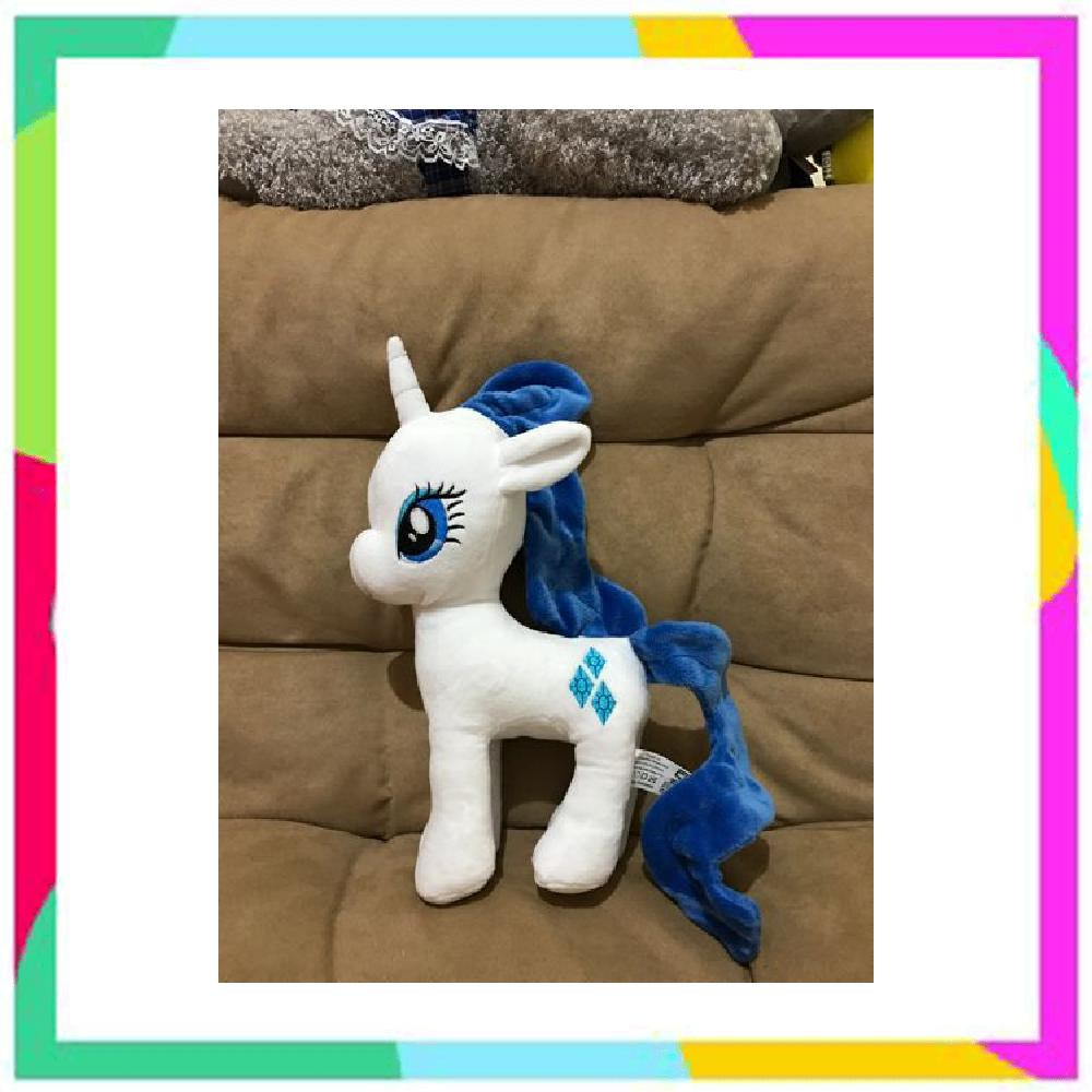 Boneka Kuda My Little Pony Rarity Lucu Murah Kuda Poni Putih White Shopee Indonesia