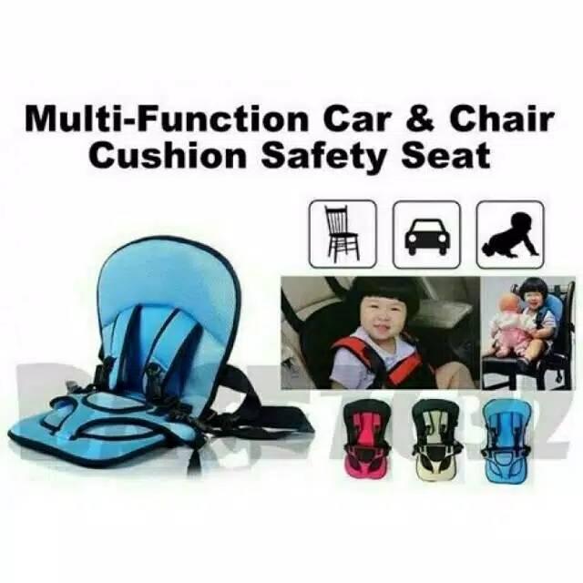 Sabuk Pengaman Kursi Untuk Anak Balita di Mobil (Car Seat ...