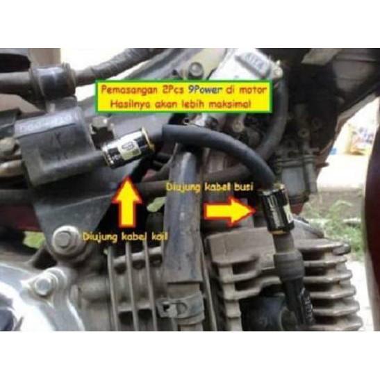 9Power Coil Booster - Peningkat Akselerasi / Penghemat BBM Kendaraan | Shopee Indonesia
