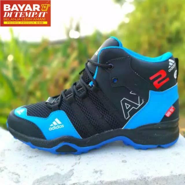 Adidas Ax2 Boots Goretex Premium Sepatu Murah Sneaker Running