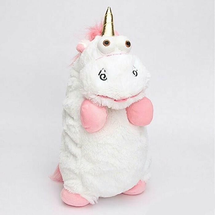 Grosir Boneka Fluffy Unicorn Kuda Boneka Jumbo  a8ba0e602e