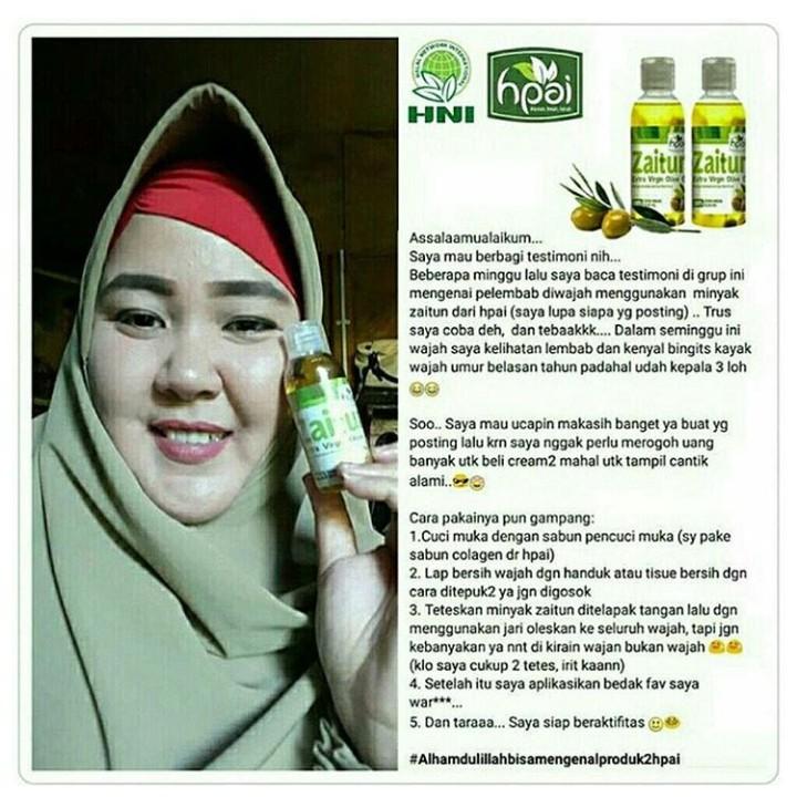 Hpai Hni Minyak Zaitun Extra Virgin Olive Oil Hpai Asli Minyak Zaitun Murni Cair Herbal Kesehatan Shopee Indonesia