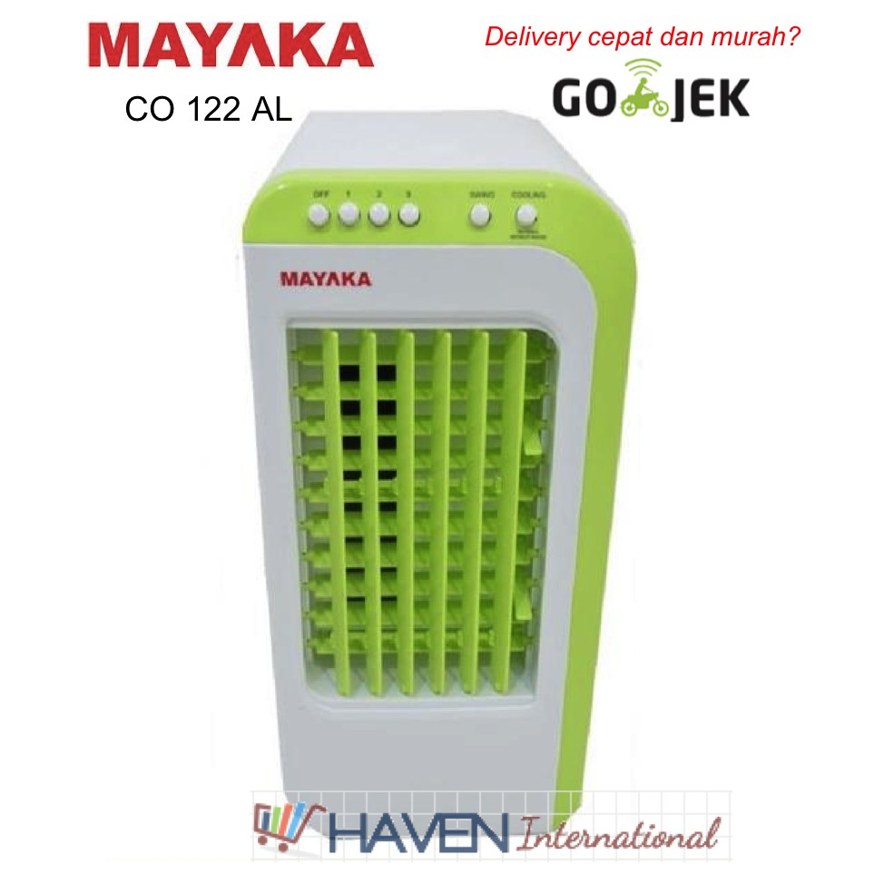 Mayaka Air Cooler Co 007 Al Shopee Indonesia 100al Penyejuk
