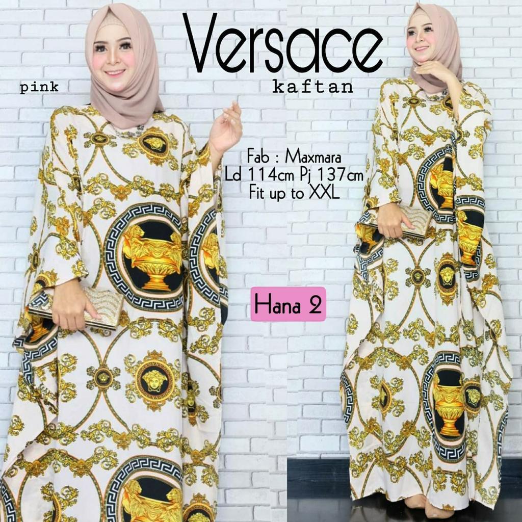 Versace kaftan by HANA10