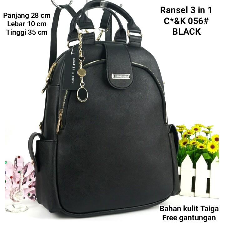 Tas Muslimah Ransel Islami Backpack Keep Istiqomah  effbb59f88