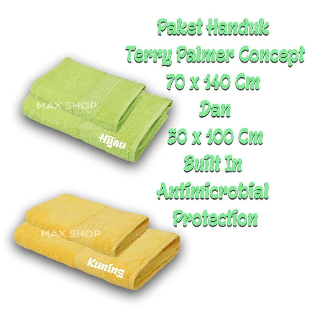 Hm Paket Murah Handuk Terry Palmer Eternal 3 Pcs Shopee Indonesia Travel 50x100 Cm Hijau