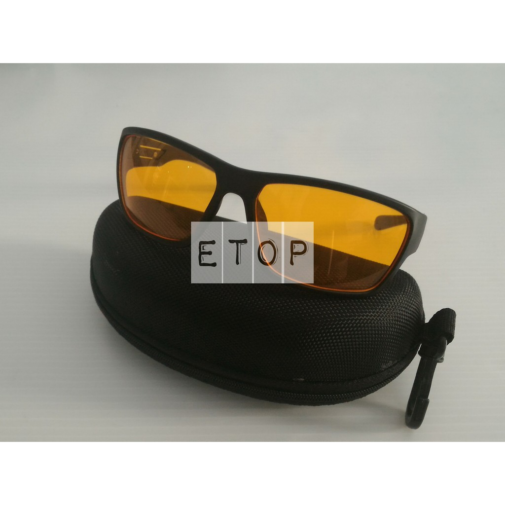 Sunglasses Kacamata Anti Silau Night Hd Vision Kaca Mata Sinar Klip On Wrap Arounds Isi 2 Matahari Ultraviolet Hitam Kuning Ori Shopee Indonesia