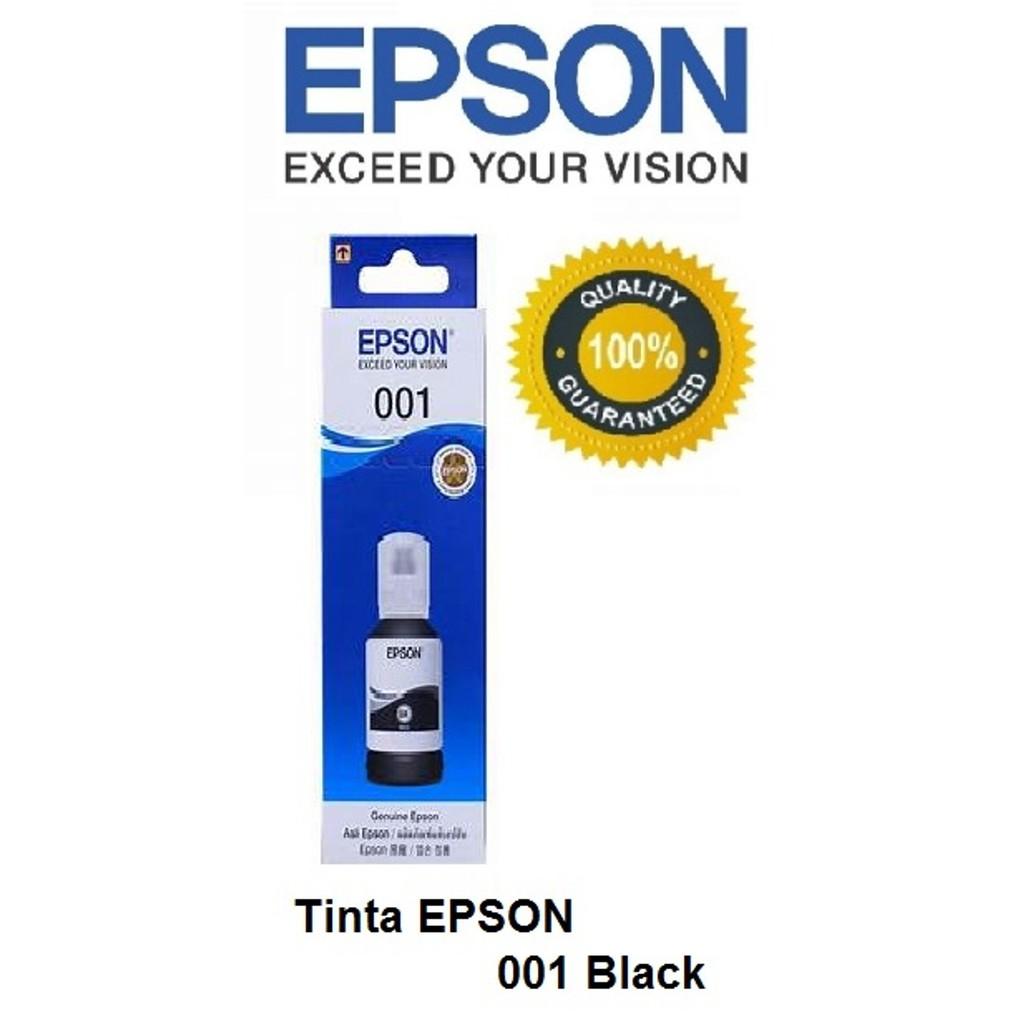 Epson Tinta Original T664 Series For L120 L310 L360 L380 L385 L1300 Printer 664 T6641 T6642 T6643 T6644 L 120 210 360 455 565 1300 Shopee Indonesia