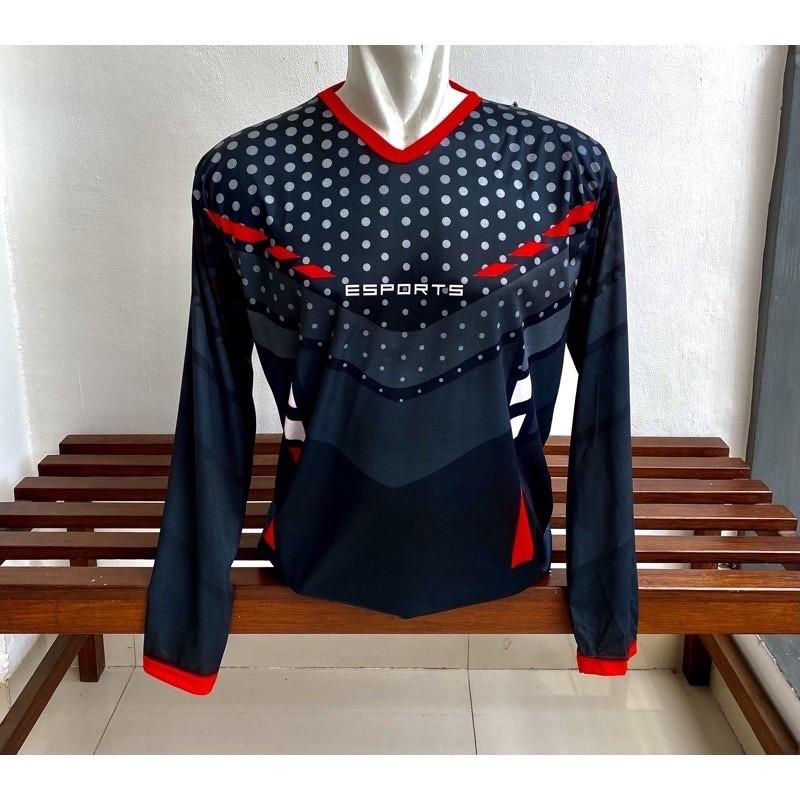 Baju jersey SEPEDA  esports