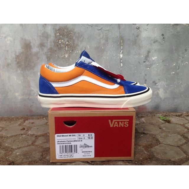 4a7d14c5c0b VANS! Anaheim Style 36 DX neutral shoes