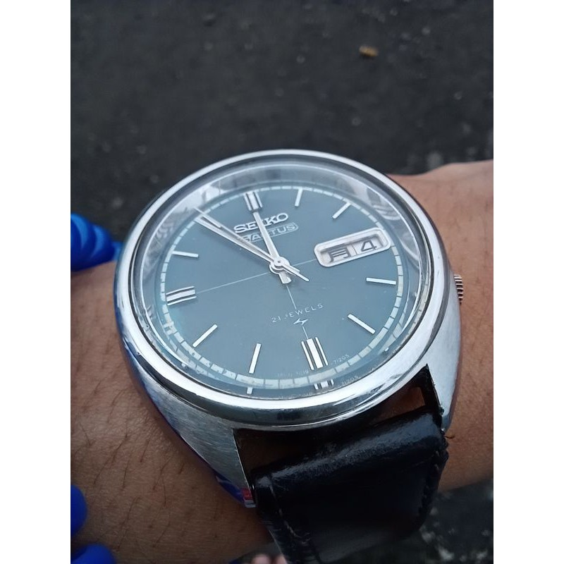 Seiko actus 21 jewels