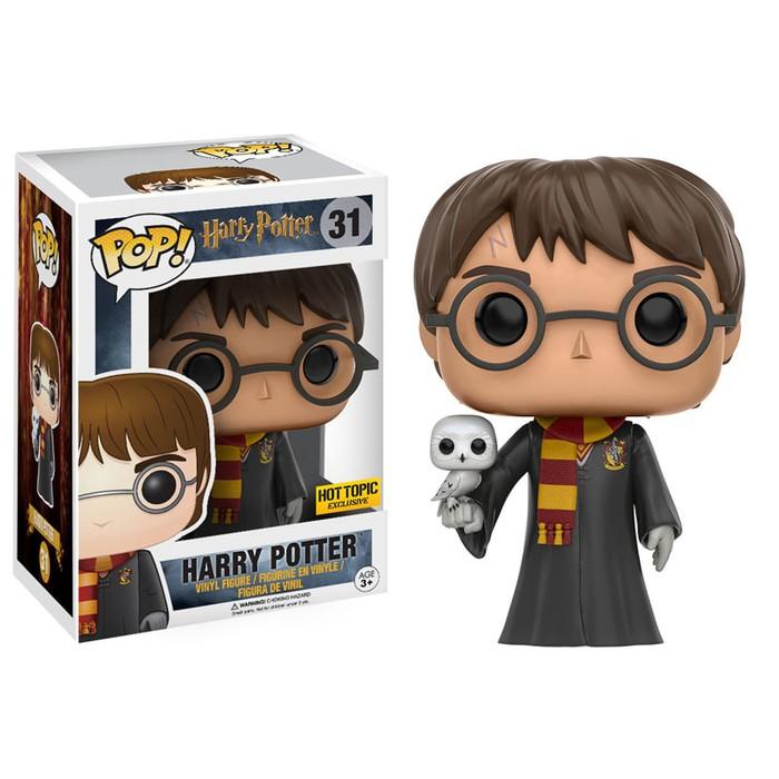 figura De Vinilo Harry Potter-Lord Voldemort con Nagini Funko Pop