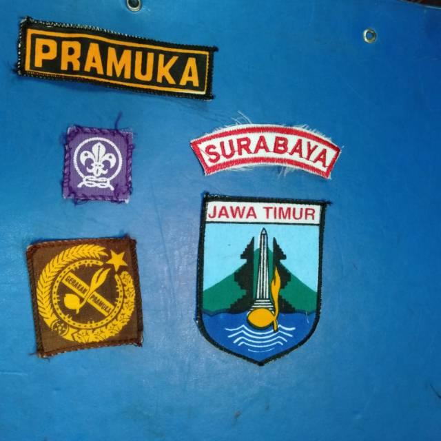 Lambang Pramuka Laki Perempuan Shopee Indonesia