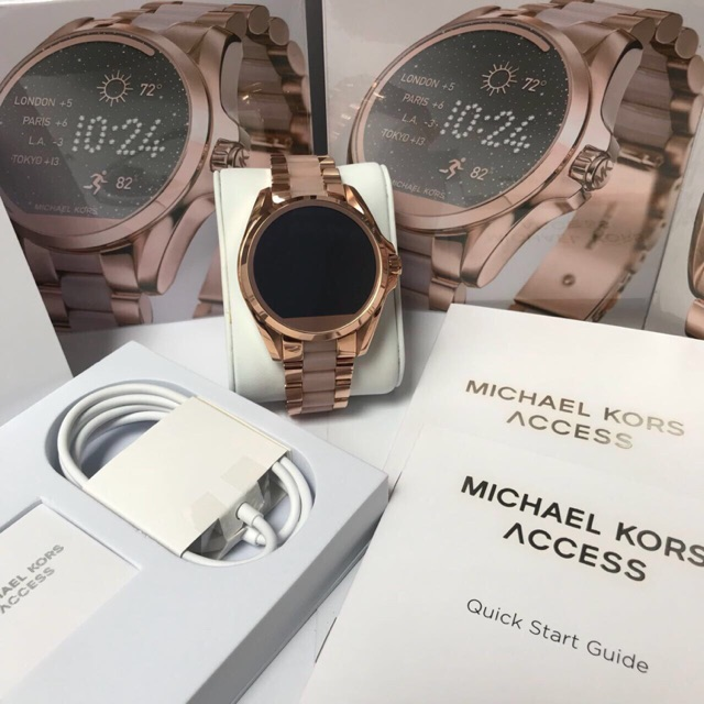 59846fa56d74 Michael kors smartwatch MKT5001 original