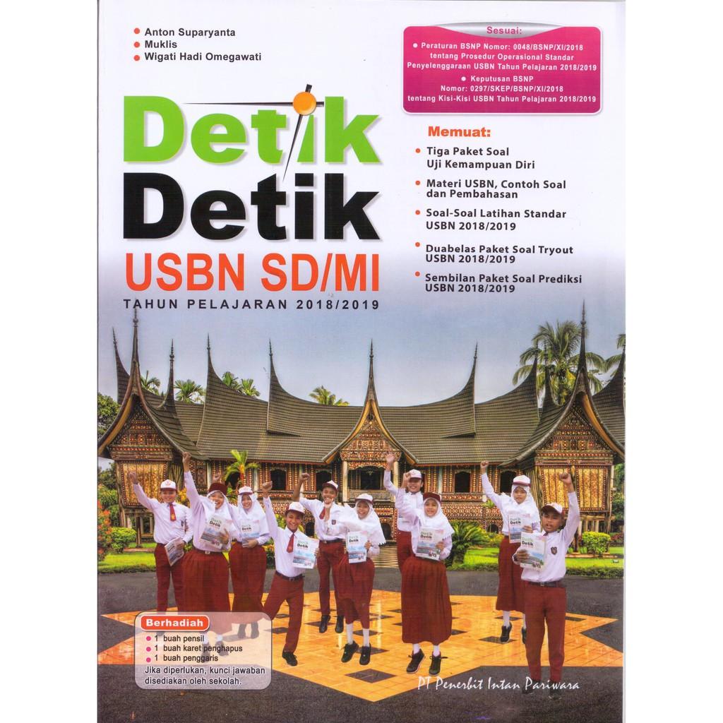 Download Buku Detik Detik Un Sd 2019 Guru Galeri