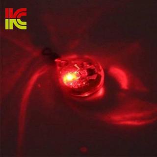 Spring Small Size Fishing Lights Night Fluorescent Glow Led Underwater Night Light Shopee Indonesia