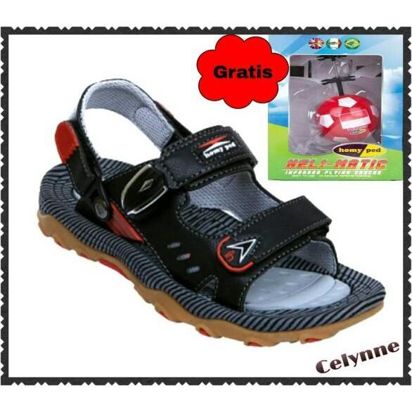 Sepatu Sandal Anak Homyped Fuji 02 Hijau Shopee Indonesia