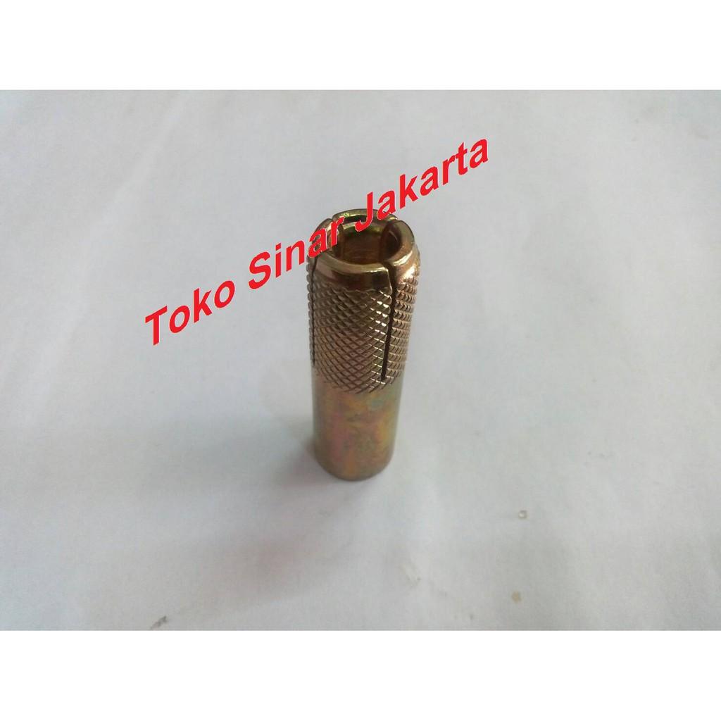 Dynaset M10 Shopee Indonesia Mur Nilon M8 Ss 304 Lock Nut Nylon