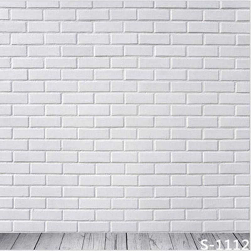 Backdrop Background Motif Dinding Bata Putih Bahan Vinyl Ukuran 3x5ft Untuk  Studio Foto_eb | Shopee Indonesia