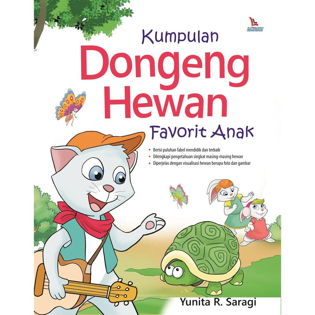 Kumpulan Fabel Nusantara Favorit Astri Damayanti Shopee Indonesia