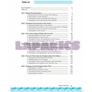 Buku Bahasa Indoneaia Revisi 2017 Kelas 10