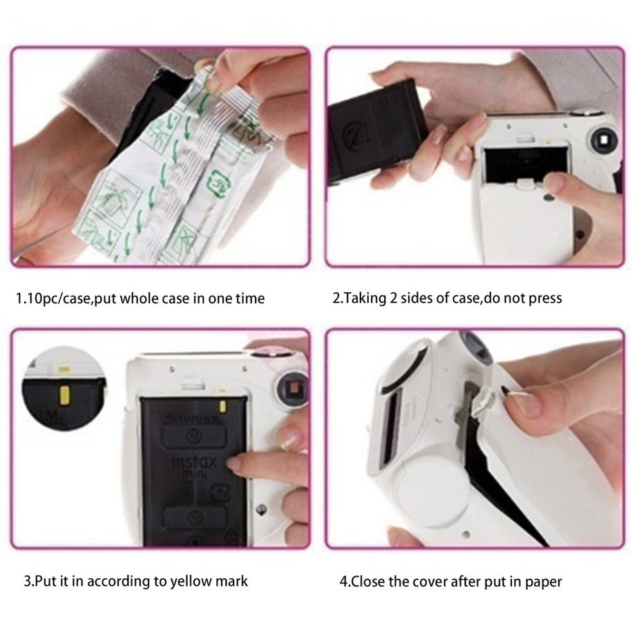 Kertas Foto Inkjet Imapro Professional Rc Silky Luster 260gsm A4 Fuji Paper Shopee Indonesia