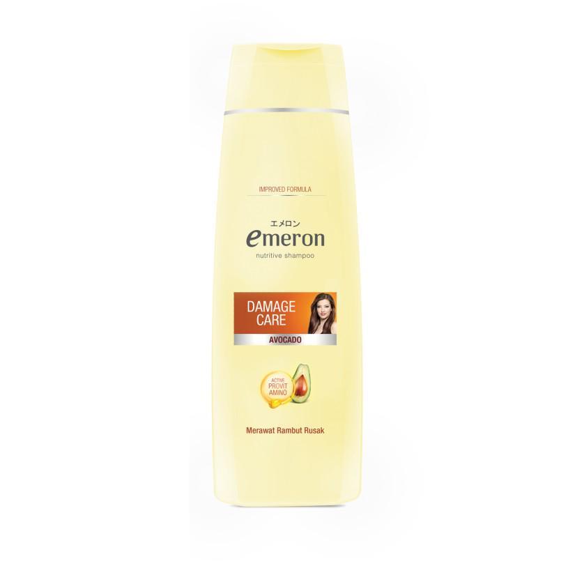 Emeron Shampoo Damage Control Botol 340ml-2