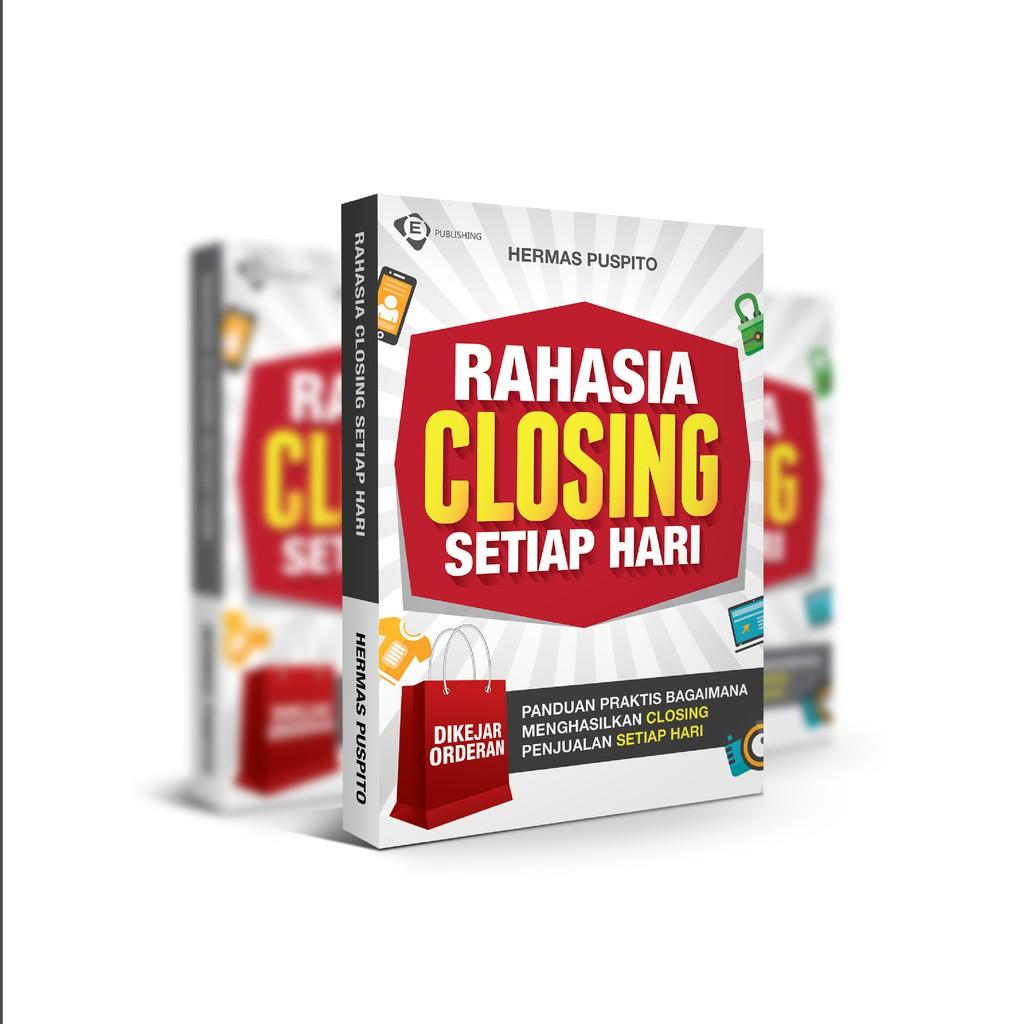 Resep Banjir Closing dengan Copywriting - Buku Bisnis Sales | Shopee Indonesia