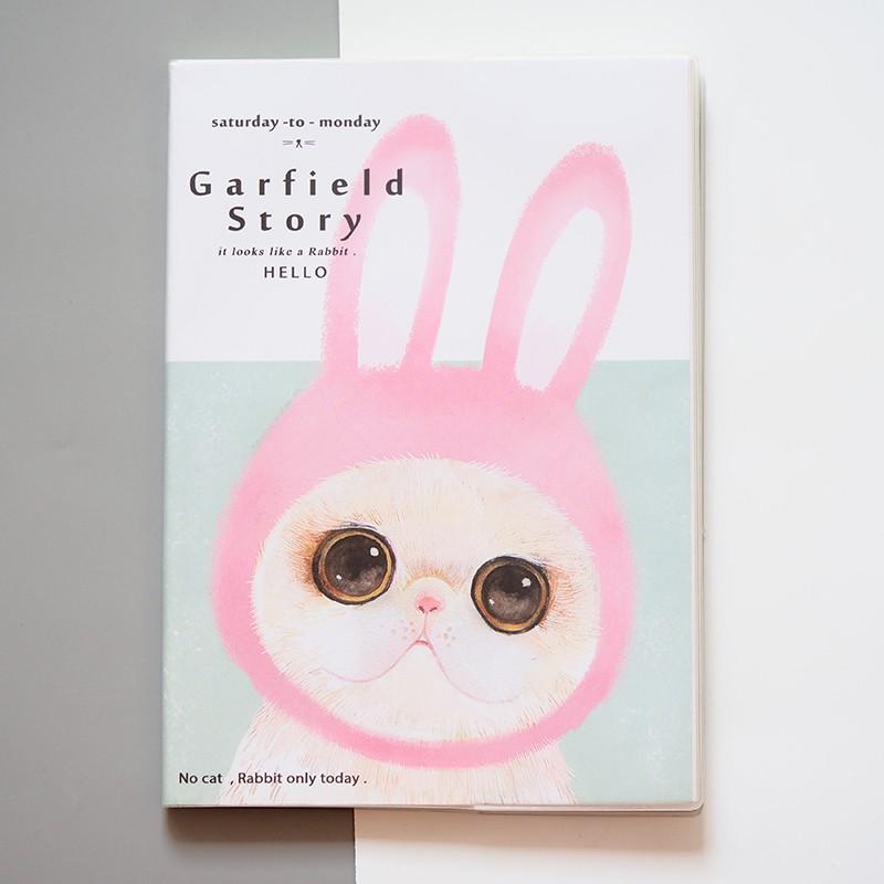Small Fresh B5 Rubber Sleeve Book Thickening Cute South Korea 16k