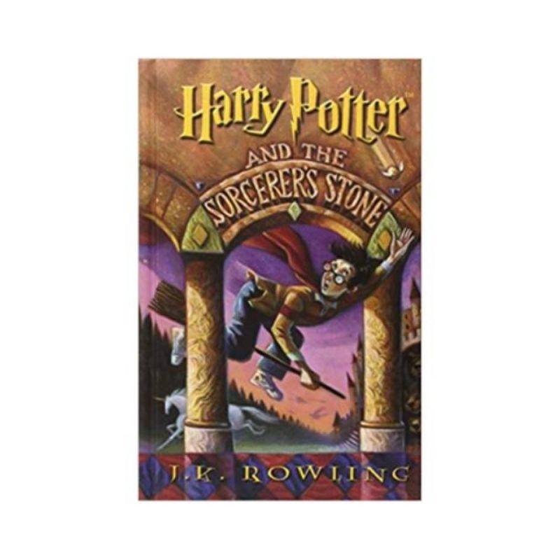 harry potter jilid 1 sofcover versi bahasa indonesia