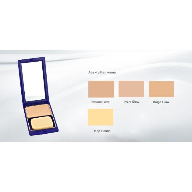 [BISA COD] Inez Compact Powder 12gr~10. Beige Glow