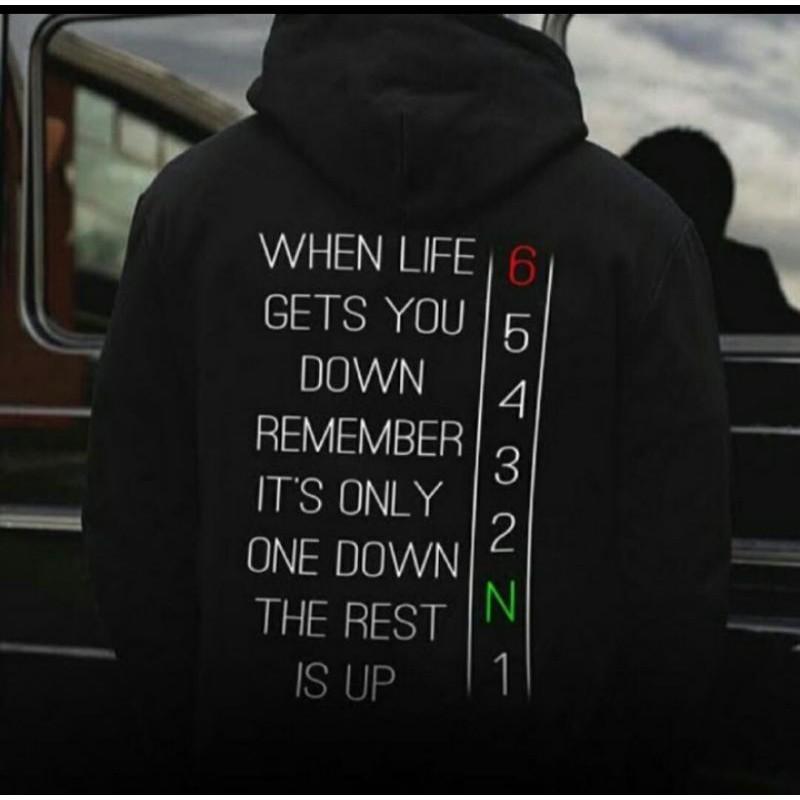 Sweater hoodie Top Speed 1N 23456