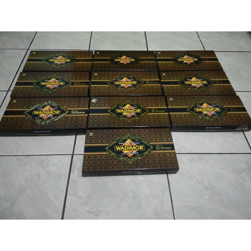 Sarung Wadimor Bali Print Shopee Indonesia Grosir 10pc