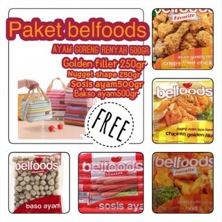 Paket Nugget Belfood