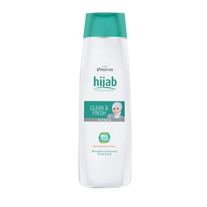 EMERON Shampoo HIJAB CLN&FRS Botol 170ML-1