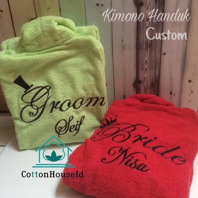 Jual Beli Produk Handuk Kimono - Kamar Mandi | Perlengkapan Rumah | Shopee Indonesia