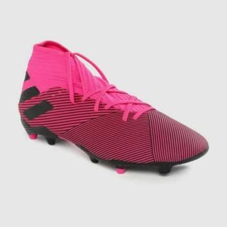 Sepatu Bola Adidas Nemeziz 19 3 Pink Shock Pink Fg Original