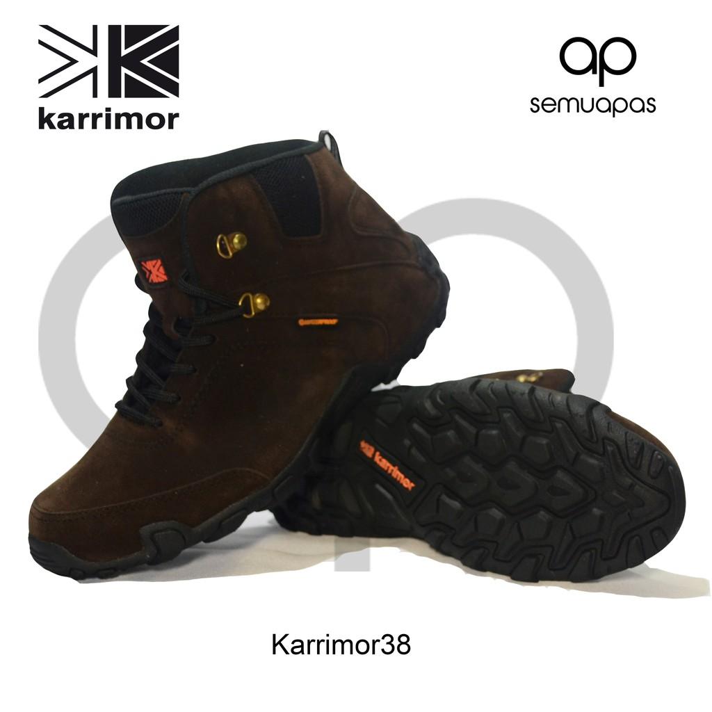 Sepatu Karrimor Summit Low Tracking  305c6a9cc7