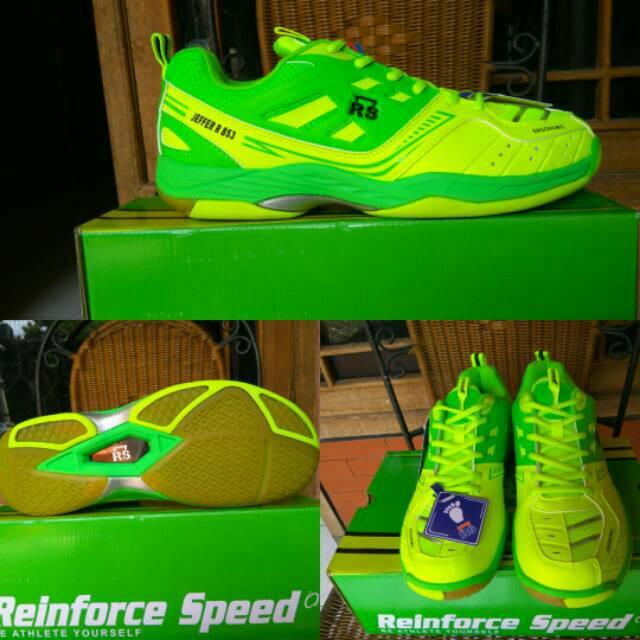 Sepatu badminton RS JEFFER R 853 ORIGINAL  12e4179d01
