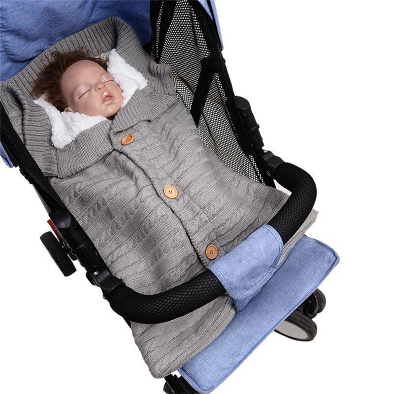 1pcs Sleeping Bag Multifuntion Kid Blanket Infant Baby Swaddle Sleeping Bags