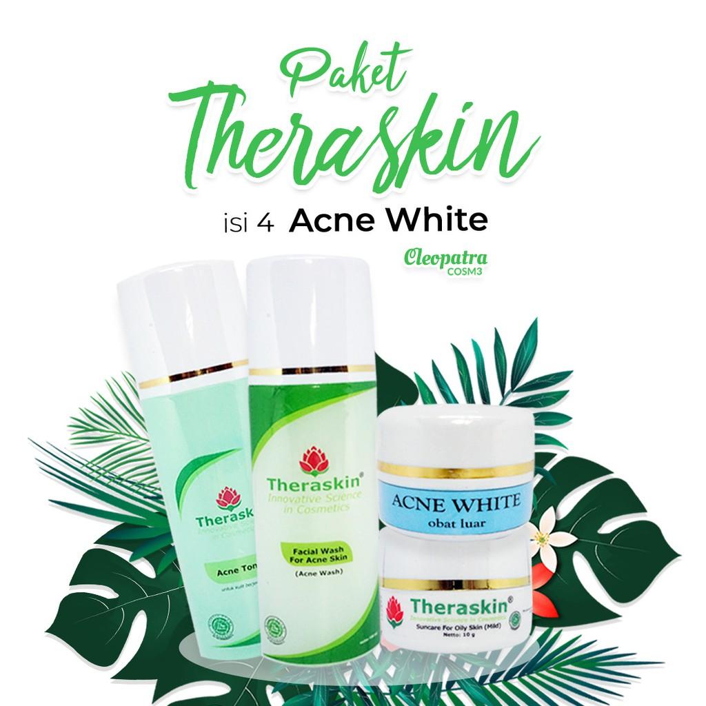 Theraskin Acne White Temukan Harga Dan Penawaran Paket Kecantikan Lengkap Online Terbaik November 2018 Shopee Indonesia