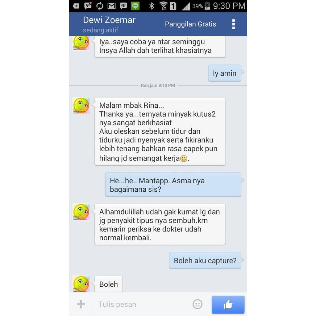 Grosir Minyak Kutus Kutus Original 100 Garansi Uang Kembali Limited