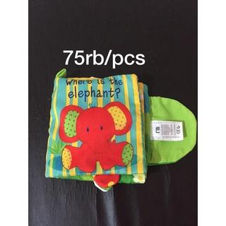 softbook where is the elephant merk mothercare   Shopee ...