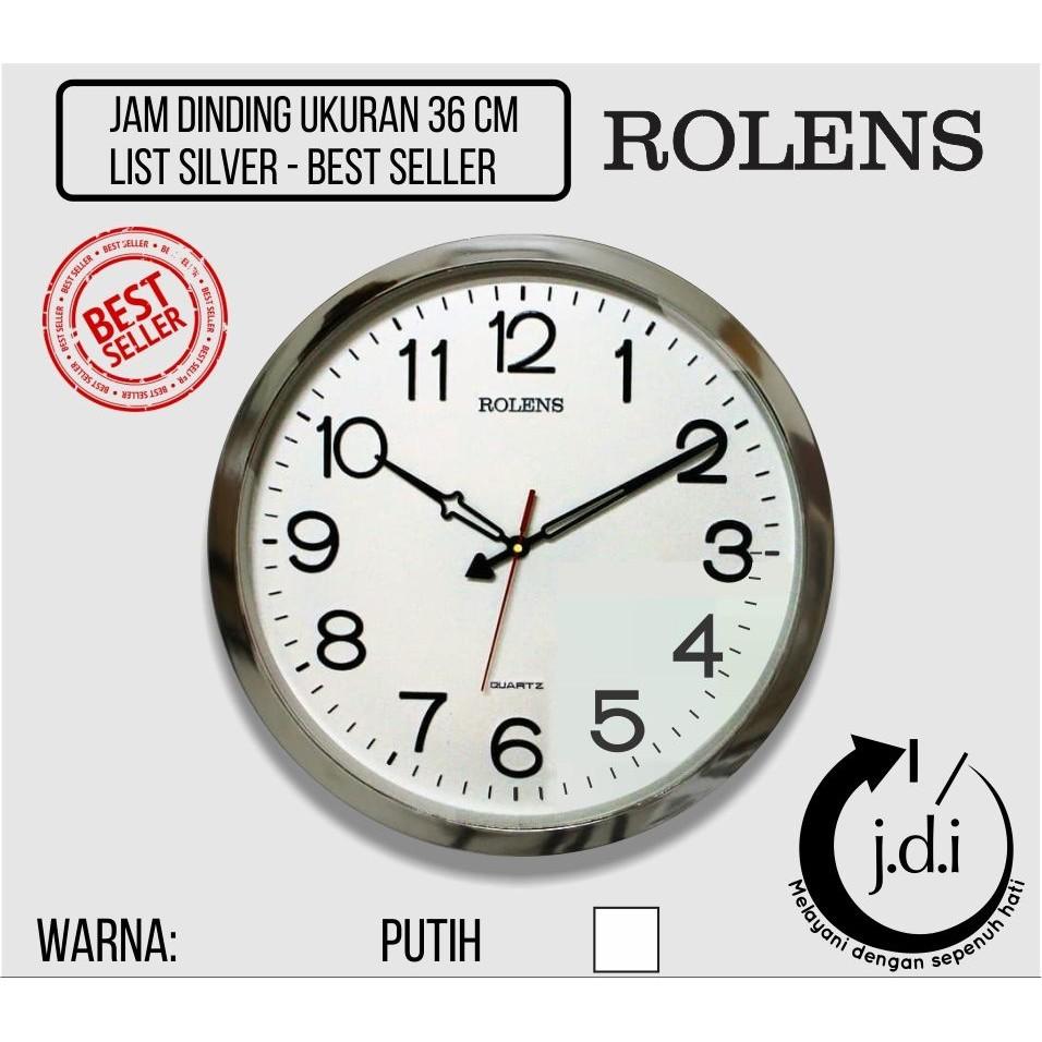 Jam Dinding  SWEEP  RS-09737 Diameter 32 cm (09193)  6b49f313b5